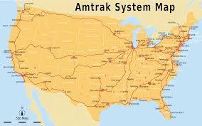 map of railroads