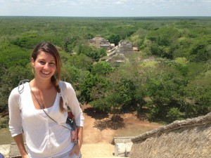 Dr. Romero loves to travel Photo: Dr. Natalia Romero