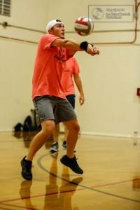 Mr. Golden in action Photo: Mr. Casey Golden