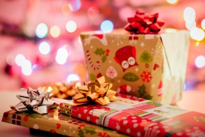 Exchanging presents is part of what makes Christmas exciting!